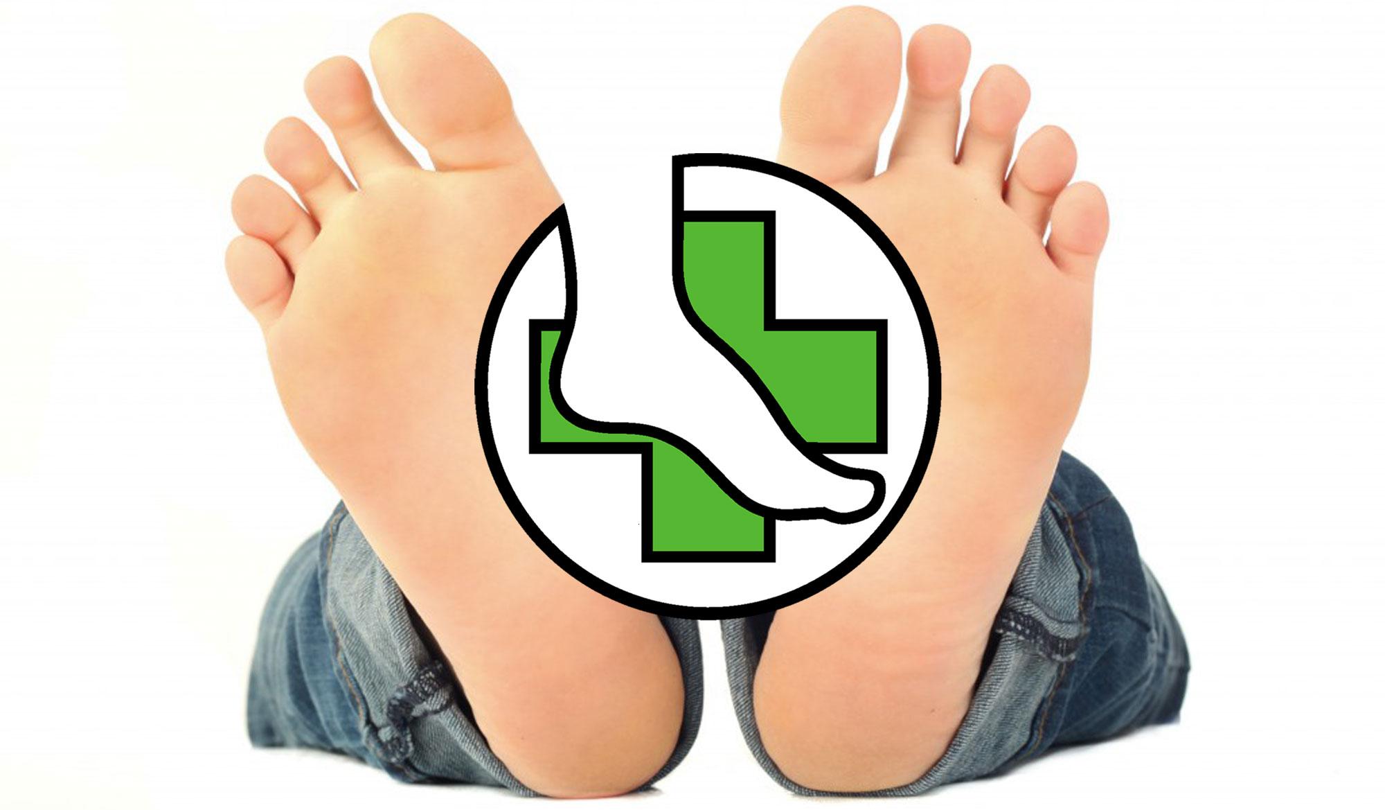 Füße-mit-Orthopädielogo